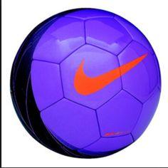 best loved e14c4 aadb5 nike soccer ball - Love the colors