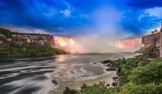 Amazing Niagara Falls- It's especially wonderful to visit during winter or spring as this climate controlled interior feels like a tropical paradise. See also the butterfly arboretum, Niagara Parks Botanical Gardens.