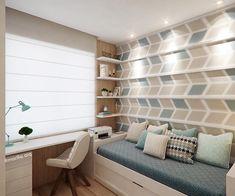 Bons sonhos e ótima semana!  Quartinho multifuncional projetado para ser um quarto de hóspedes e escritório. Amei@pontodecor Projeto @marilia.arq {HI} Snap:  hi.homeidea  http://ift.tt/23aANCi #bloghomeidea #olioliteam #arquitetura #ambiente #archdecor #archdesign #hi #cozinha #kitchen #homestyle #home #homedecor #pontodecor #iphonesia #quartohospedes #photooftheday #love #interiordesign #interiores  #picoftheday #decoration #world #instagood  #lovedecor #architecture #archlovers…