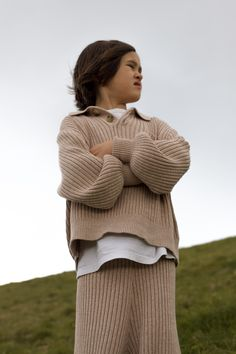 Ultimate comfies for Babies and Children. Fully fashioned knits made with certified organic cotton. Based in New Zealand, shipping worldwide Knits, Lounge Wear, Organic Cotton, Turtle Neck, Babies, Knitting, Children, Clothing, Sweaters