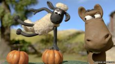 Shaun the Sheep (Mark Burton, Richard Starzak, 2015)