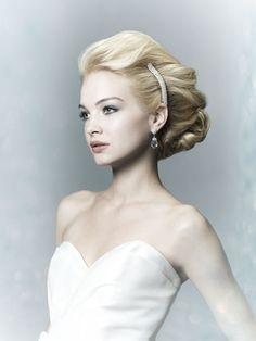 #wedding hair, #bridal hairstyles,#bridal updo