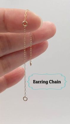 Question for you: should I have preset lengths for these chain earrings so I can batch produce them and save time; or continue to let people specify their own length? #earringchain #earjacket #earringcharms #earringaccents #torontojewelry #torontojewelrydesigner #torontojeweller #earringdesign Chain Earrings, Etsy Earrings, Or Rose, Rose Gold, Tin Gifts, Steel Chain, Designer Earrings, Fashion Rings, Valentine Gifts