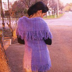 This ia a loom knitt