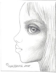 My Left Side Keane Artist, Margaret Keane, Famous Artists, Eyes, Gallery, Drawings, Roof Rack, Sketches, Drawing