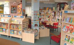 Bookspace engaging children in reading