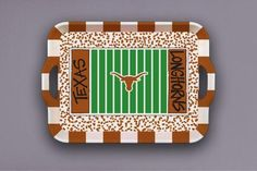Longhorn Fashions - University of Texas Tray, $15.00 (http://www.longhornfashions.com/university-of-texas-tray/)