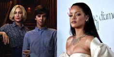 'Bates Motel': Rihanna é vista no set da quinta temporada