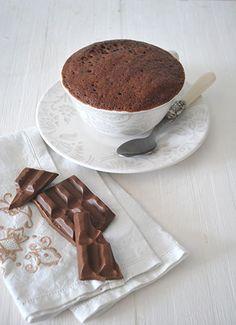 Mug cake de chocolate – elpucheretedemari