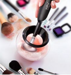 Stylpro Makeup Brush Cleaner and Dryer, £49.99 | 16 Tools To Make A Beauty Addict's Life Easier