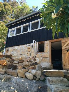 Check out this awesome listing on Airbnb: Little Black Shack, Mackerel Beach - Houses for Rent in Great Mackerel Beach
