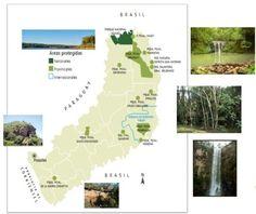 Parque Provincial Cañadón de Profundidad-map