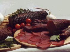 Carne fumada di Siror Primiero Zona di produzione: Siror nel Primiero (Trentino).