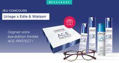 Protégez votre peau de la pollution et des méfaits de la lumière bleue avec la toute nouvelle gamme Age Protect d'URIAGE !