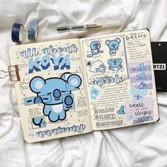 Bullet Journal Lettering Ideas, Bullet Journal Notebook, Bullet Journal School, Bullet Journal Ideas Pages, Bullet Journal Aesthetic, Bts Drawings, Scrapbook Journal, Journal Inspiration, Journals