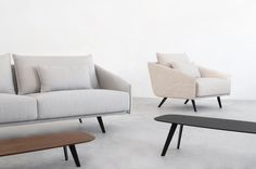 New Costura sofa from STUA has already been ordered for our showroom! #iSaloni #MilanFurnitureFair #MDW15