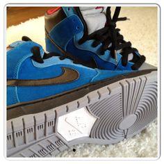 "best website 24a2f 1ada7 Nike SB Dunk High ""Cobra Commander"""