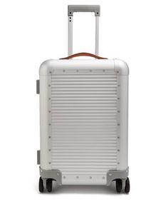 Bank Spinner 53 aluminium suitcase   | Fabbrica Pelletterie Milano | MATCHESFASHION.COM FR