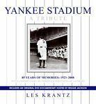--YANKEE STADIUM-----A TRIBUTE--[With DVD Documentary-Les Krantz BOOK[Hardbound]