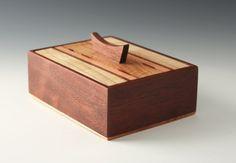 Asian Herringbone Box 146 by KevinWilliamson on Etsy