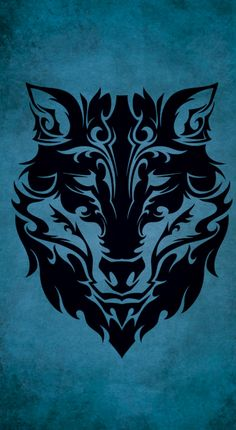 Customize your iPhone 6 with this high definition Tribal Wolf wallpaper from HD Phone Wallpapers! Artwork Lobo, Wolf Artwork, Tribal Wallpaper, Wolf Wallpaper, Wolf Tattoo Design, Tattoo Wolf, Wolf Tattoo Tribal, Wolf Pack Tattoo, Wolf Design