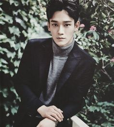 Find images and videos about kpop, exo and Chen on We Heart It - the app to get lost in what you love. Exo Chen, Boys In Groove, Ao Haru, Kim Jong Dae, Chanyeol Baekhyun, Exo Official, Kim Minseok, Exo Korean, Exo Members