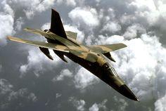 An F-111 Aardvark - 1967 - Rex Shutterstock