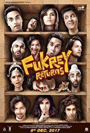 Fukrey Returns 2017 Full Movie Free Download HD Cam