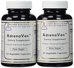 AdrenaVen by Premier Research Labs 120 caps *** Continue to the product at the image link. (It is an affiliate link and I receive commission through sales)