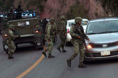 Detienen a presuntos homicidas de normalistas de Ayotzinapa; les imputan 13 asesinatos - proceso.com.mx