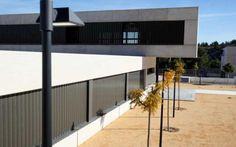 CEIP S.Roque Polop de la Marina, Alicante ● Arquitectos: Corell, Monfort y Palacio ● Arción