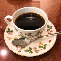 久々の英國屋のコーヒー