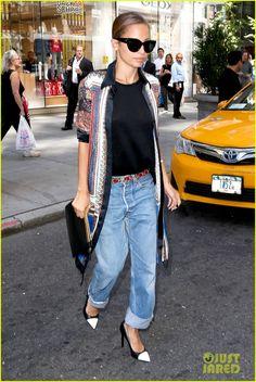 Nicole Richie  - Style Awards 2013 | Christie Brinkley, Kate Upton, Nicole Richie Photos | Just Jared