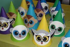 YooHoo party hats