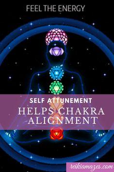 Reiki Self Attunement is passing attunement to yourself. #selfreikiattunement #reikiattunements