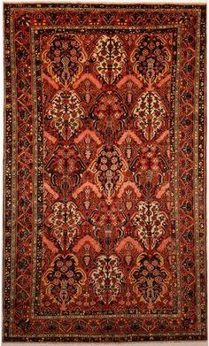 Bakhtyari Rug 11′ x 18'6″ 1