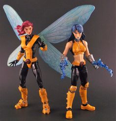 Custom Marvel Legends All New X-Men SURGE X-Force X-Factor   Toys & Hobbies, Action Figures, TV, Movie & Video Games   eBay!