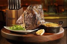 Can You Handle the Ultimate Steak Challenge? Join us at Brand Steakhouse and Lounge for the challenge. Order, eat, and finish a 120oz steak plus two (2) sides by yourself and your meal is FREE.