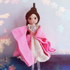 Amigurumi - Doll Collection - Cô tiên - Free Pattern