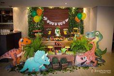 Resultado de imagem para Festa dinossauros