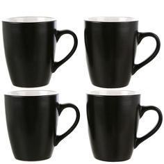 Asda Glass Mugs