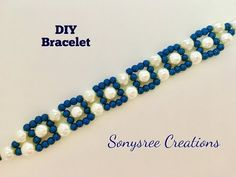 Box Bracelet. Super Easy Tutorial - YouTube