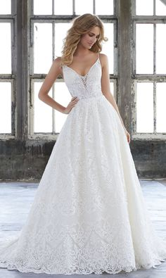 Courtesy of Morilee by Madeline Gardner wedding dresses