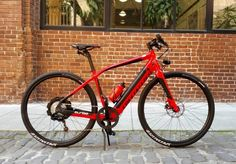 Would you give up driving for a sexy, electric bicycle? After riding Specialized's Turbo, one Car Tech editor is tempted. via @CNET