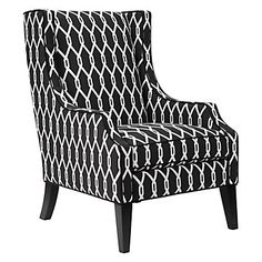 Protege Wing Chair   Chairs   Living Room   Furniture   Z Gallerie