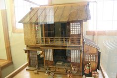 Japanese Doll House by Brian W. Tobin, via Flickr