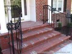 Wrought Iron Porch Railings Wilmington Nc Custom Wrought