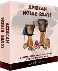 African House Beats WAV Files - African House Beats - Modern Sounding Drum Loops, Drum Samples and Percussion Samples for House. Sample Pack Include Over 300 Intresting House Samples