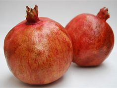 Persian pomegranate.  Yes we have been having POM for way too long and knew the benefits :)
