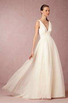 Aimee Gown from @BHLDN